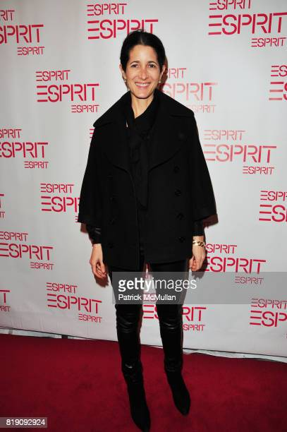 Amanda Ross attends ESPRIT Celebrates Exclusive Grand Opening of New York Flagship Store on 34th Street at Esprit 34th Street on March 23 2010 in New...