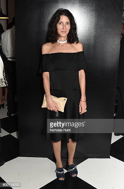 Amanda Ross attends the Cartier Fifth Avenue Grand Reopening Event at the Cartier Mansion on September 7 2016 in New York City