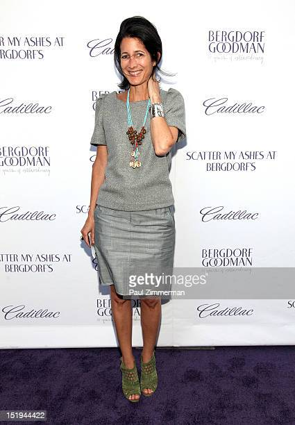 Amanda Ross attends the screening Of 'Scatter My Ashes At Bergdorfs' to celebrate Bergdorf Goodman's 111th Anniversary at Paris Theater on September...