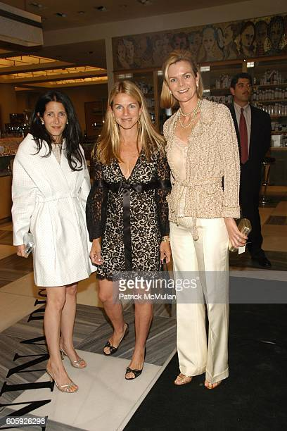 Amanda Ross Crystal Lourd and Stephanie Murray attend Barneys New York Hosts Gala Dinner and Nina Ricci Fashion Show to Benefit The Rape Foundation...