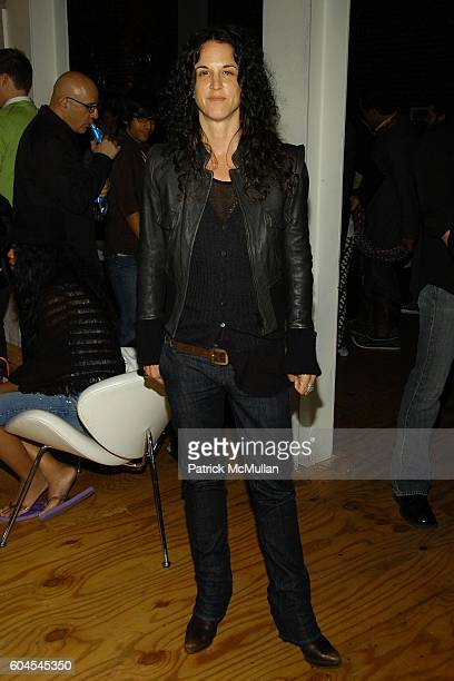 Amanda ScheerDemme attends Paper's 'It's so LA' Dinner at Paper Store Front on November 12 2006 in Hollywood CA