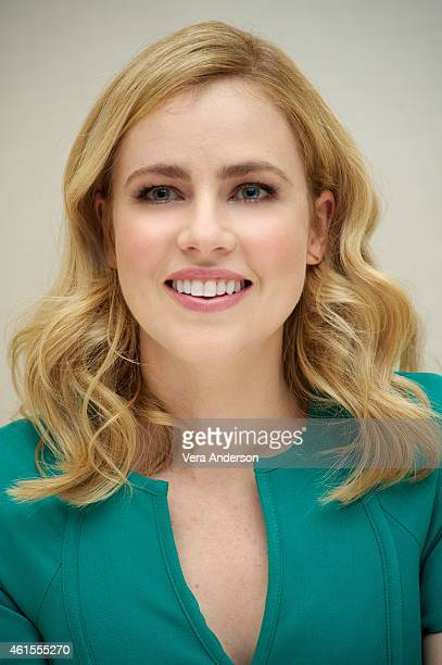 Amanda Schull at the Twelve Monkeys Press Conference at the Four Seasons Hotel on January 14 2015 in Beverly Hills California