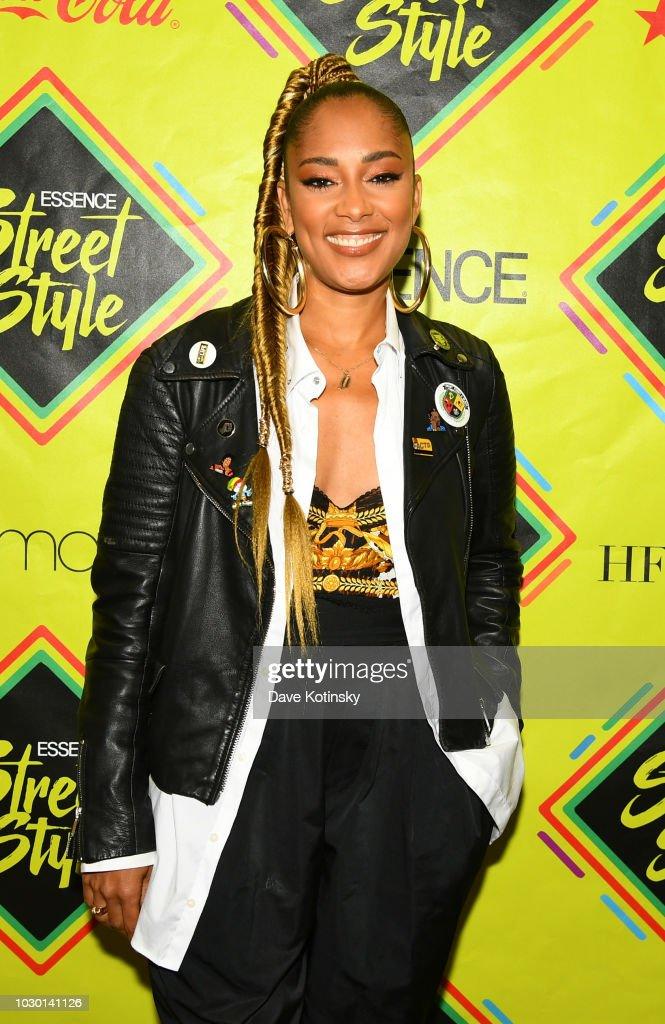 2018 Essence Street  Style Festival : News Photo