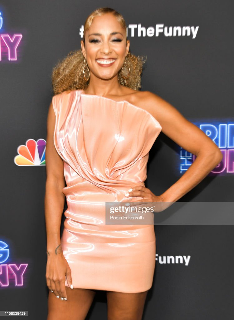 """Premiere Of NBC's """"Bring The Funny"""" - Arrivals : News Photo"""
