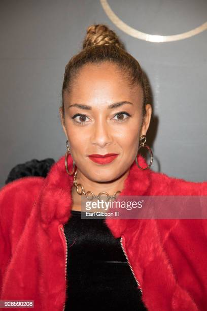 Amanda Seales attends Toast To The Arts Presented By Remy Martin at Ysabel on March 2 2018 in West Hollywood California