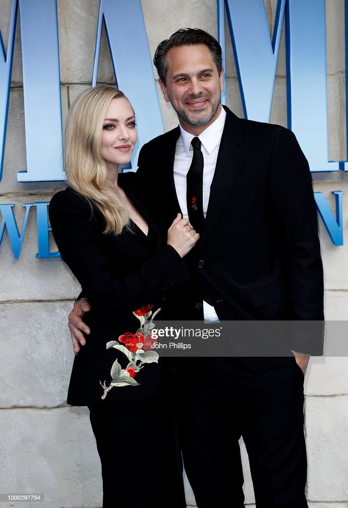 """Mamma Mia! Here We Go Again"" - UK Premiere - Red Carpet Arrivals : News Photo"