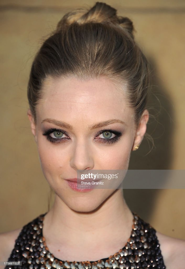 Amanda Seyfried arrives at the 'Lovelace' - Los Angeles Premiere at the Egyptian Theatre on August 5, 2013 in Hollywood, California.