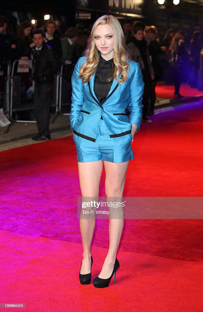 In Time - UK Premiere - Outside Arrivals
