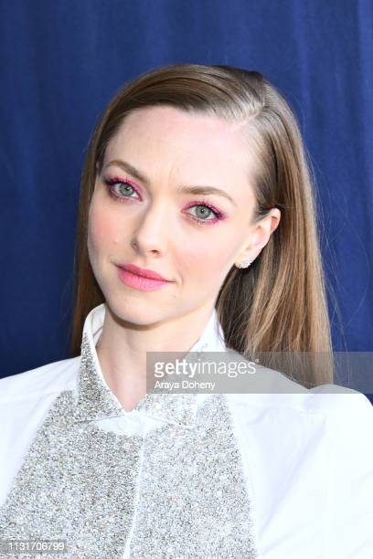 Amanda Seyfried at the 2019 Film Independent Spirit Awards on February 23 2019 in Santa Monica California