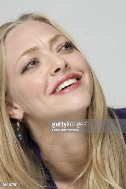 Amanda Seyfried at the Park Hyatt in Toronto Ontario Canada on September 11 2009 Reproduction by American tabloids is absolutely forbidden
