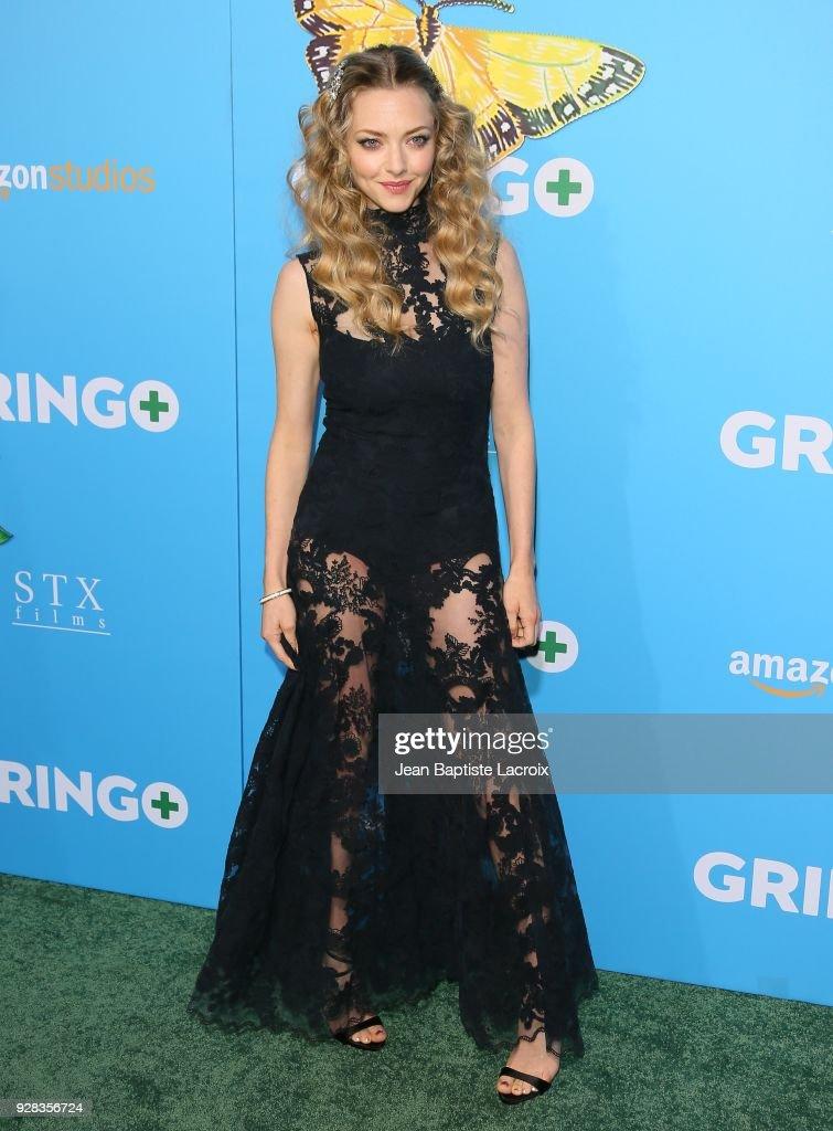 Premiere Of Amazon Studios And STX Films' 'Gringo' - Arrivals : ニュース写真