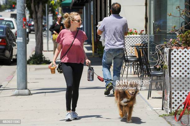Amanda Seyfried is seen on May 16 2017 in Los Angeles California