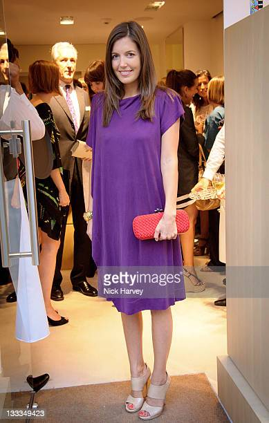 Amanda Sheppard attends the launch of Missoni For Hoping Foundation at Missoni on June 29 2011 in London England