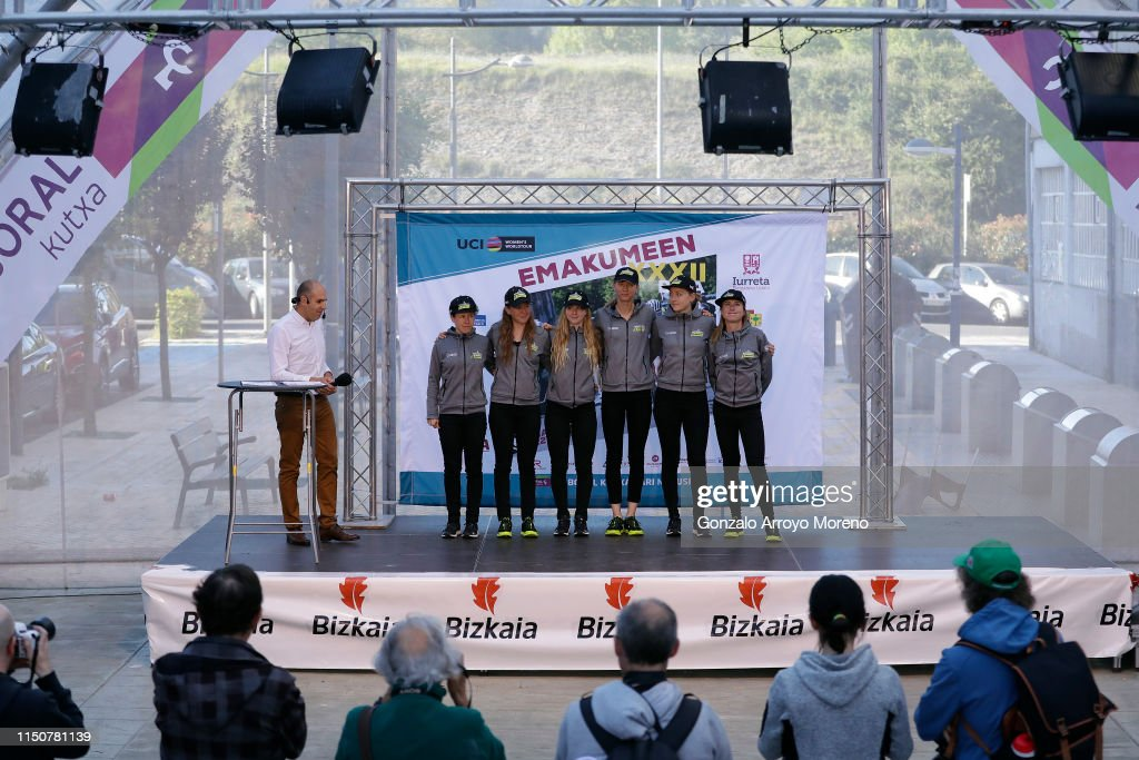 ESP: 32nd Women WT Emakumeen. Bira 2019 - Team Presentations