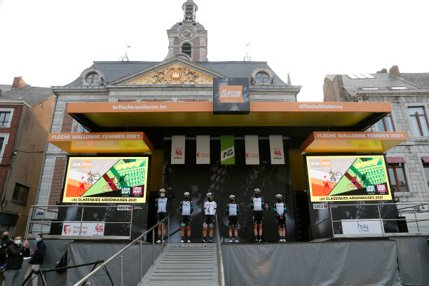 BEL: 24th La Fleche Wallonne 2021 - Women Elite