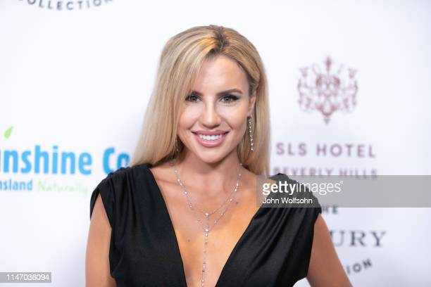 Amanda Stanton attends the Steve Irwin Gala Dinner at SLS Hotel on May 04 2019 in Beverly Hills California