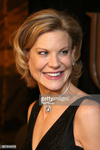 Amanda Staveley attends the BFI Luminous Fundraising Gala at The Guildhall on October 3 2017 in London England