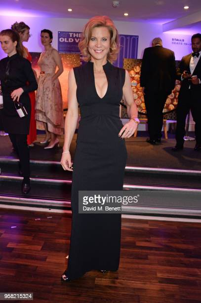 Amanda Staveley attends The Old Vic Bicentenary Ball to celebrate the theatre's 200th birthday at The Old Vic Theatre on May 13 2018 in London England