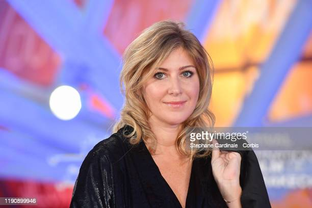 Amanda Sthers attends the opening ceremony during the 18th Marrakech International Film Festival on November 29 2019 in Marrakech Morocco