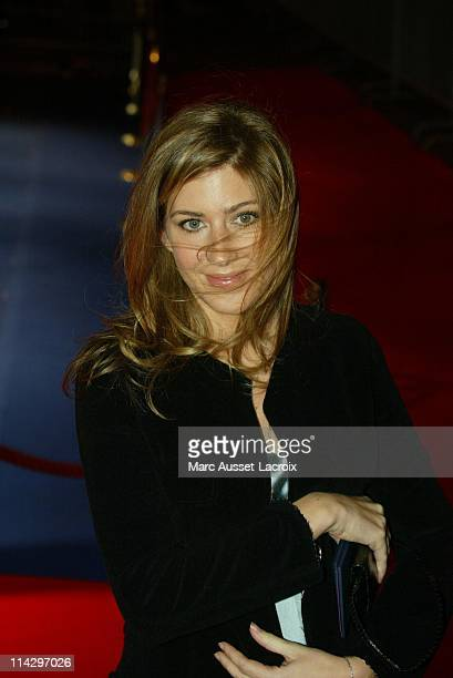 Amanda Sthers during 32nd Cesar Awards Ceremony Arrivals at Theatre du Chatelet in Paris France