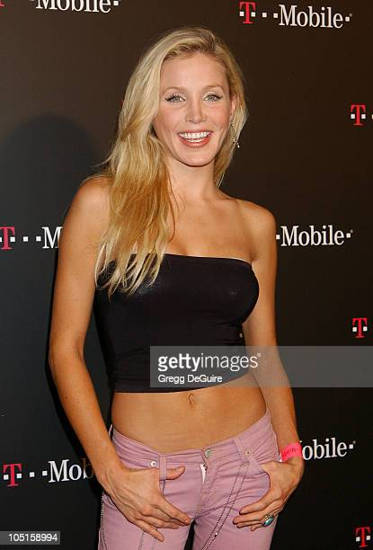 Amanda Swisten during Action Sports and Hollywood's Elite Collide at Exclusive TMobile Party at ArcLight Cinema Rooftop in Hollywood California...