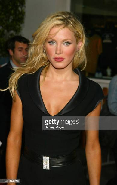 Amanda Swisten during 'American Wedding' Premiere in Universal City California United States