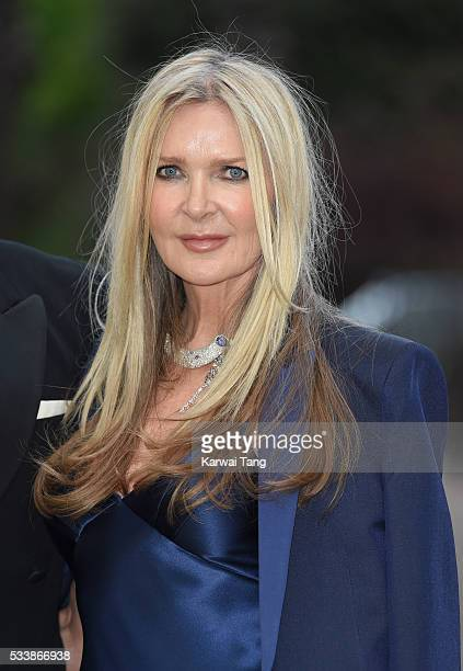 Amanda Wakeley arrives for the Gala to celebrate the Vogue 100 Festival at Kensington Gardens on May 23 2016 in London England