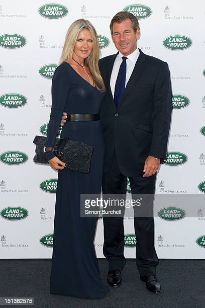 Amanda Wakeley attends the all new Range Rover unveiling on September 6 2012 in London England