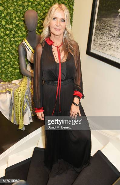 Amanda Wakeley attends the Amanda Wakeley LFW Party on September 14 2017 in London England