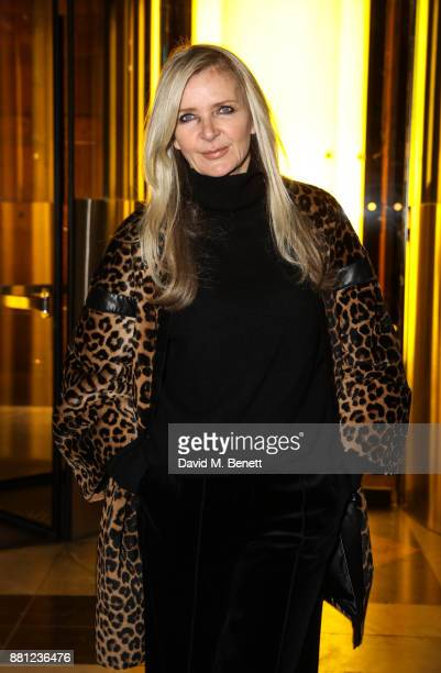 Amanda Wakeley attends the launch of the Circular Fibres Initiate Report 'Towards A New Textiles Economy' hosted by Dame Ellen MacArthur and Stella...