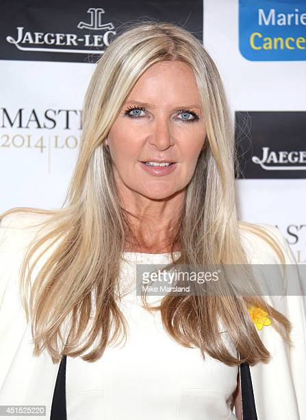 Amanda Wakeley attends the Masterpiece Marie Curie Summer party in partnership with Jaeger LeCoultre and Heather Kerzner at The Royal Hospital...