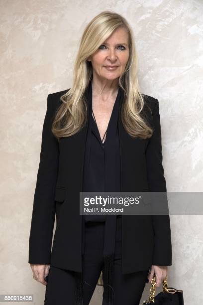 Amanda Wakeley attends the Natwest Everywomen Awards at the Dorchester Hotel  on December 6 2017 in 3499ffabc