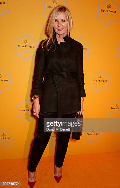 Amanda Wakeley attends the Veuve Clicquot Business Woman Award at The Ballroom of Claridge's on May 9 2016 in London Englan