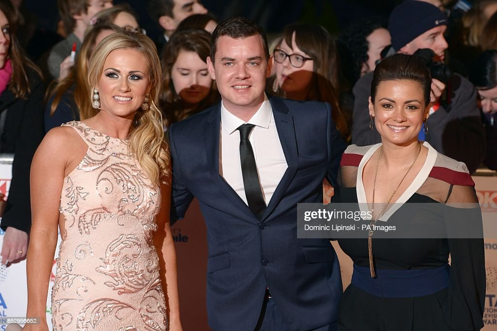 Amanda Woods Danny O Carroll And Fiona O Carroll Arriving