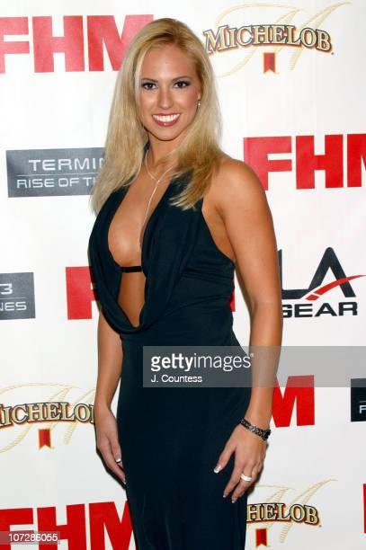 Amanda Wynn of the Philadelphia Eagles Cheerleaders