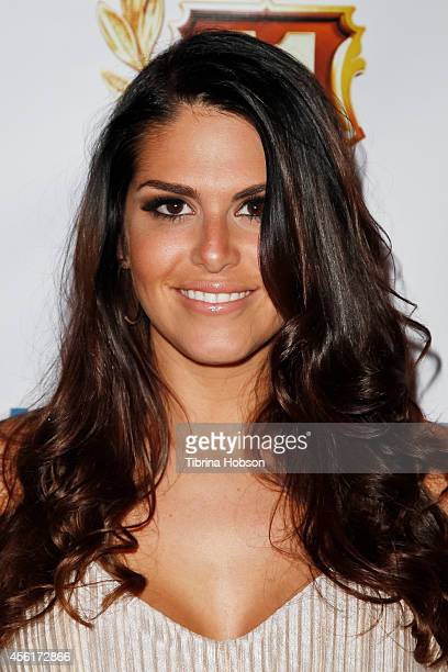 Amanda Zuckerman attends the 'Big Brother' season 16 finale party at Eleven NightClub on September 25 2014 in West Hollywood California