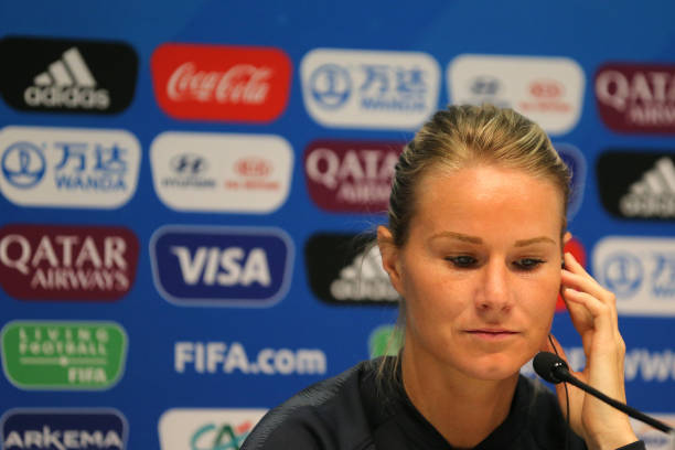 FRA: France Training & Press Conference - FIFA Women's World Cup France 2019