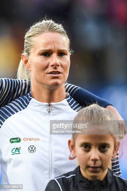 Amandine HENRY of France during the Tournoi de France International Women's soccer match between France and Canada on March 4 2020 in Calais France