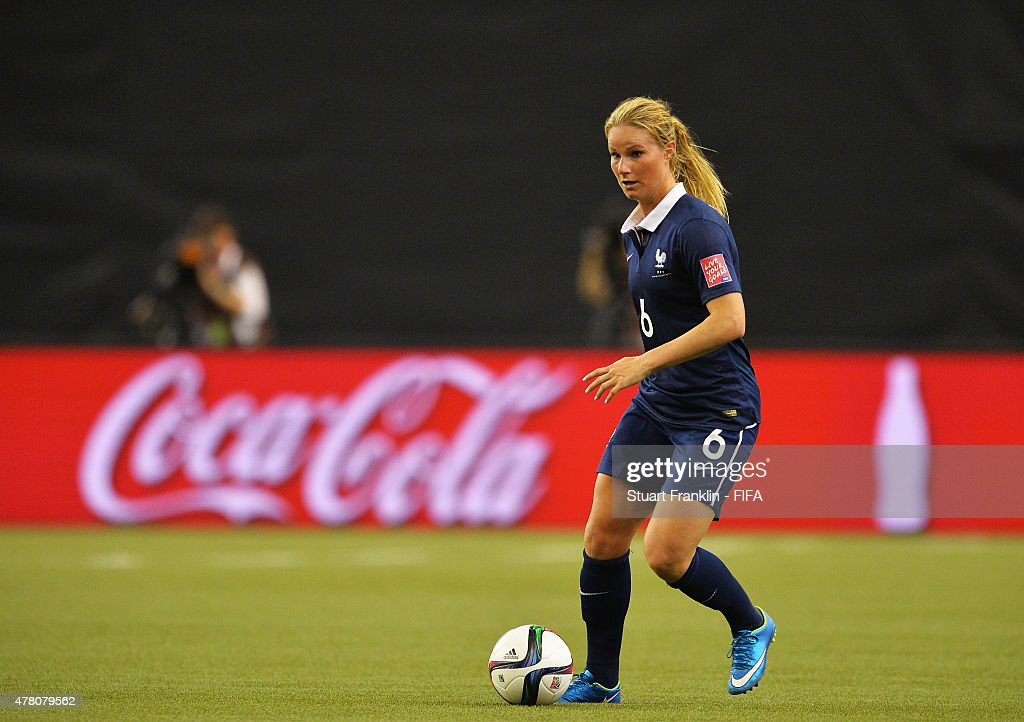 France v Korea Republic: Round of 16 - FIFA Women's World Cup 2015