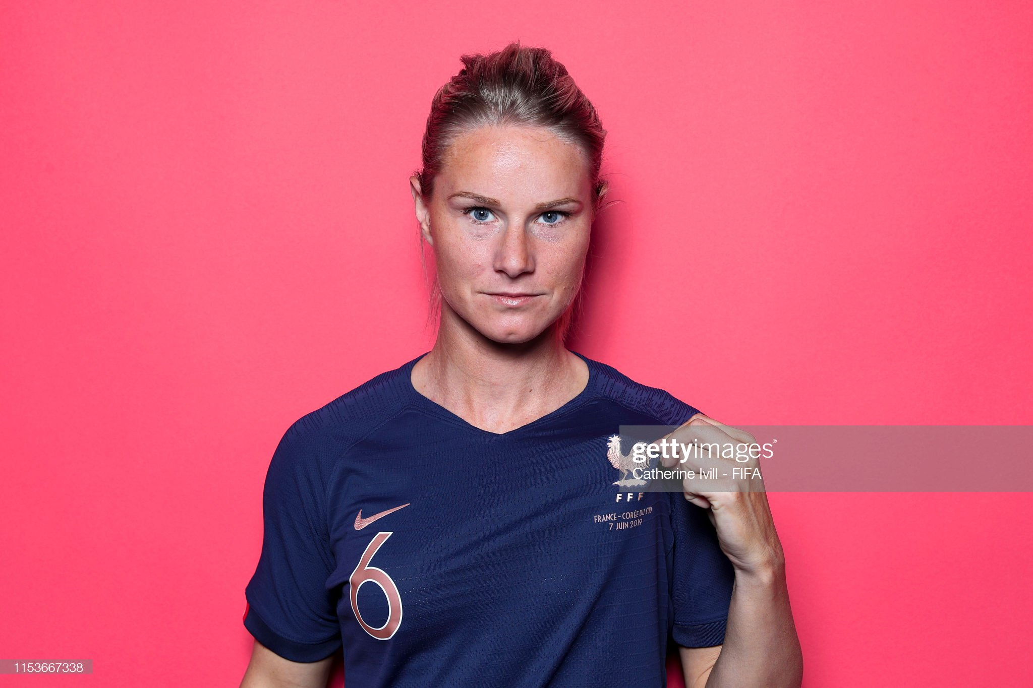France Portraits - FIFA Women's World Cup France 2019 : News Photo