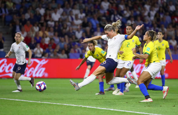 FRA: France v Brazil: Round Of 16  - 2019 FIFA Women's World Cup France