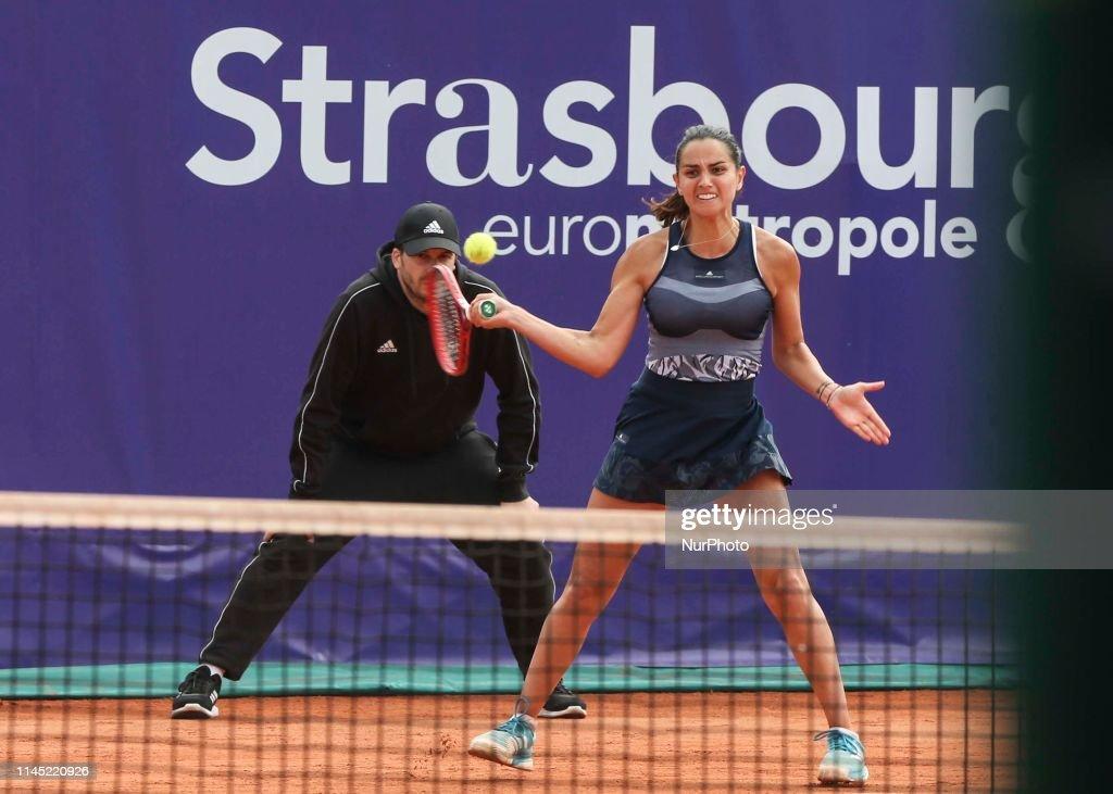 FRA: International Strasbourg Tennis