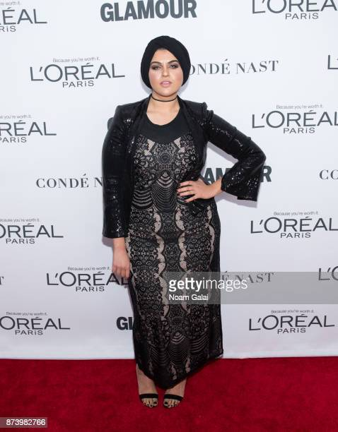 Amani AlKhatahtbeh attends the 2017 Glamour Women of The Year Awards at Kings Theatre on November 13 2017 in New York City
