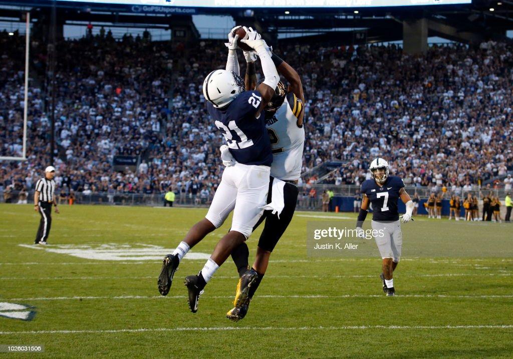 Appalachian State v Penn State : News Photo