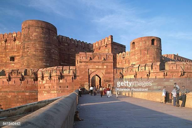 Amar Singh Gate of Agra Fort