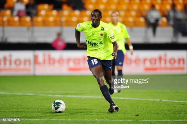 Amara BABY Troyes / Chateauroux 8eme journee de Ligue 2 Stade de l'Aube Troyes