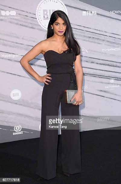 Amara Karan attends at The British Independent Film Awards at Old Billingsgate Market on December 4 2016 in London England
