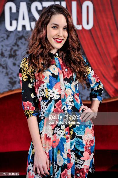 Amarna Miller attends 'Muchos Hijos Un Mono Y Un Castillo' premiere at Callao Cinema on December 13 2017 in Madrid Spain