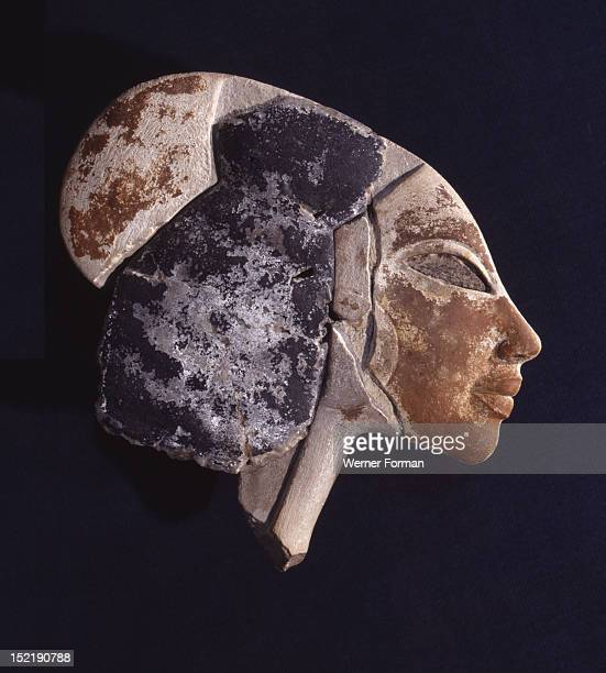Amarna period head of a princess Country of OriginEgypt Ancient Egyptian New Kingdom 18th Dynasty 1346 1332 BC Tell el Amarna