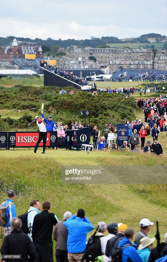 144th Open Championship - Day Two: R&A